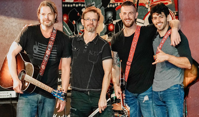 American High music band
