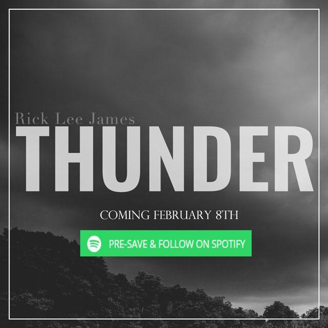 Thunder-Rick Lee James