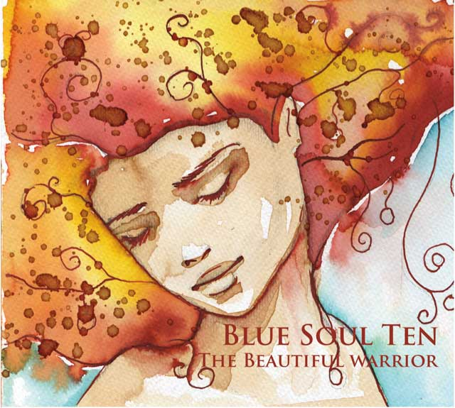 blue-soul-ten-the-beautiful-warrior-cd-cover