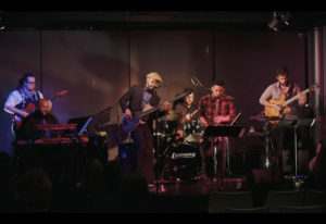 Joan Torres's All Is Fused Band Performing Live